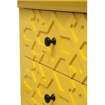 Тумбочка Friz Yellow, фото 4