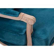 Кресло Nitro blue natural, фото 5
