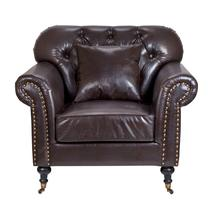 Классические кресла Kavita brown, фото 1