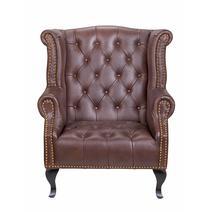 Дизайнерские кресла из кожи Royal brown, фото 1