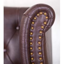 Дизайнерские кресла из кожи Royal brown, фото 5