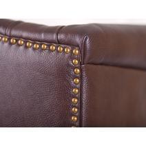Дизайнерские кресла из кожи Royal brown, фото 6