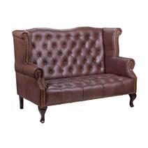 Дизайнерские диваны из кожи Royal sofa brown, фото 2
