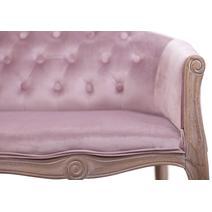 Диван Kandy double pink velvet, фото 6