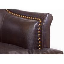 Дизайнерские кресла из кожи Chester brown, фото 5