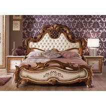 Анита комплект кровать 1800 с тумбочками, фото 1