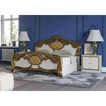 Ольга комплект кровать 1600 с тумбочками, фото 1