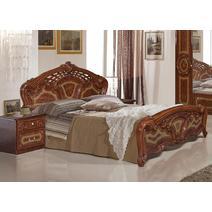 Роза комплект кровать 1600 c тумбочками, фото 3
