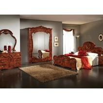 Спальный гарнитур Тициана комплект 3-х дверный / кровать 1600, фото 1