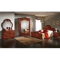 Спальный гарнитур Тициана комплект 3-х дверный / кровать 1600, фото 2