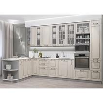 Кухня Гарда Шкаф верхний угловой переходной ПУ 650 / h-700 / h-900, фото 6