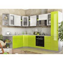 Кухня Капля Шкаф верхний угловой ПУ 600*600, фото 2