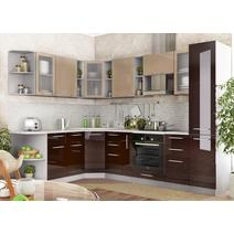 Кухня Капля Шкаф верхний угловой ПУ 600*600, фото 3