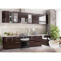 Кухня Капля Шкаф верхний торцевой угловой ПТ 400 / h-700 / h-900, фото 6