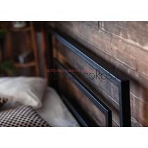 Кровать кованая Атланта 1.4, фото 11