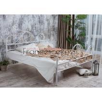 Кровать кованая Венеция 1.4 / 2 спинки, фото 4