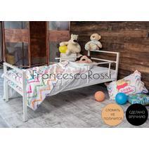 Кровать кованая Аристо kids 0.7х1.6, фото 2