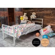 Кровать кованая Аристо kids 0.7х1.6, фото 1