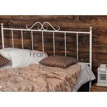 Кровать кованая Оливия 1.4 / 1 спинка, фото 5