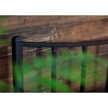 Кровать кованая Ринальди 1.8, фото 10