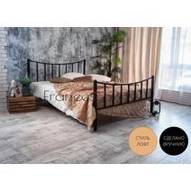 Кровать кованая Ринальди 1.6, фото 1