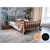 Кровать кованая Ринальди 1.8, фото 2