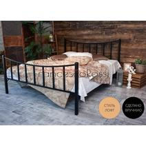 Кровать кованая Ринальди 1.4, фото 4