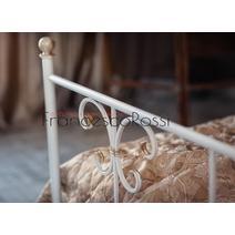 Кровать кованая Симона 1.4 / 2 спинки, фото 7