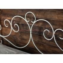 Кровать кованая Флоренция 1.4 / 1 спинка, фото 6