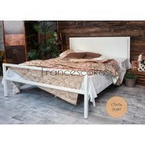 Кровать кованая Лоренцо 1.4, фото 3