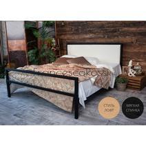 Кровать кованая Лоренцо 1.8, фото 2