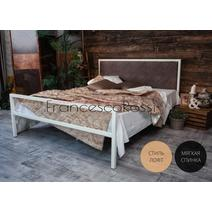 Кровать кованая Лоренцо 1.4, фото 14