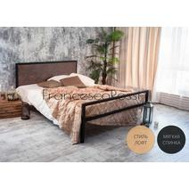 Кровать кованая Лоренцо 1.8, фото 11