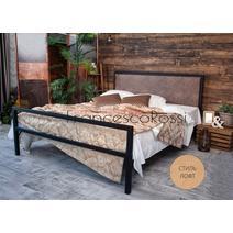Кровать кованая Лоренцо 1.6, фото 8