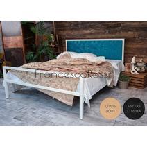 Кровать кованая Лоренцо 1.4, фото 15