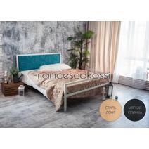 Кровать кованая Лоренцо 1.4, фото 17