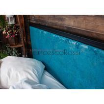 Кровать кованая Лоренцо kids 0.7х1.6, фото 12