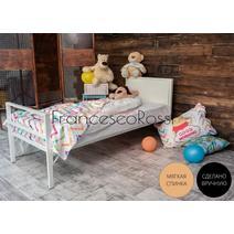 Кровать кованая Лоренцо kids 0.7х1.6, фото 1