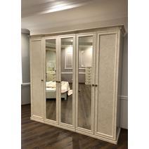 Афина шкаф 5-дверный /2+1+2/ с 3 зеркалами, фото 5