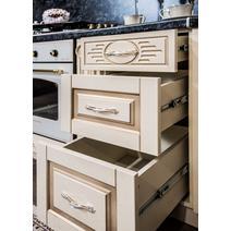 Кухня Верона секция 400 напольная с ящиками со столешницей, фото 6