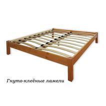 Кровать Акатава с резьбой 900/1200/1400/1600/1800, фото 5