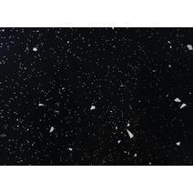 Столешница №56 Ледяная искра черная, фото 1