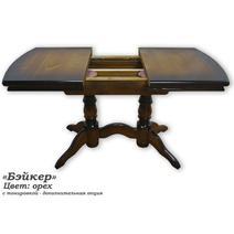 Стол обеденный Бэйкер раскладной 700*1100/1400, фото 16