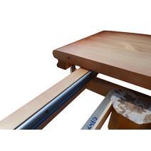 Стол обеденный Бэйкер раскладной 700*1100/1400, фото 9