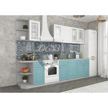Кухня Гранд Шкаф верхний угловой стекло ПУС 550 / h-700 / h-900, фото 2