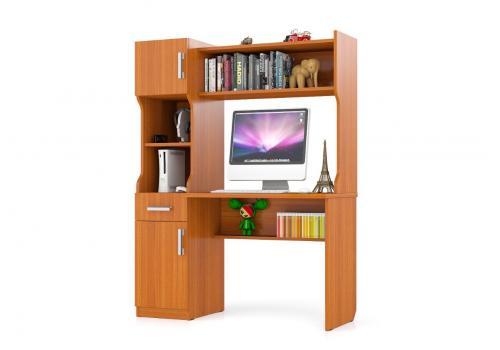 Стол письменный МД 1.02 с пеналом, фото 2