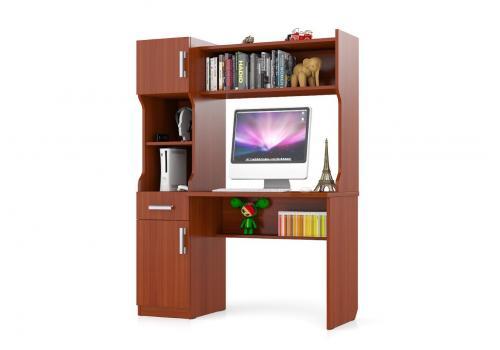 Стол письменный МД 1.02 с пеналом, фото 3