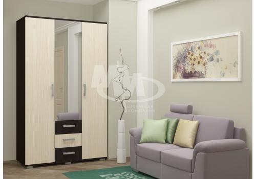 Белла Шкаф 3-х дверный, фото 3