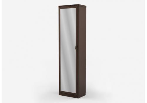 Кэри Голд Шкаф 1-дверный с зеркалом /гл 390, фото 2