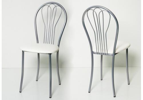 Стол обеденный раздвижной Лаванда+4 стула Ромашка, фото 5